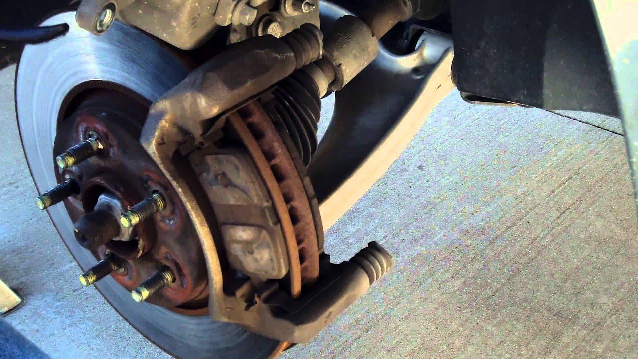 pontiac g6 front brakes [ 1280 x 720 Pixel ]