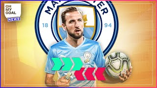 Harry Kane could become the 2nd most expensive player in history   Let's Talk Transfers