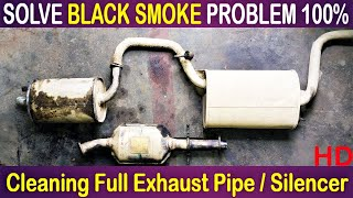 how to remove Black Smoke Clean Silencer by crackover
