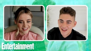 Josephine Langford and Hero Fiennes-Tiffin Discuss 'After We Fell' | Entertainment Weekly