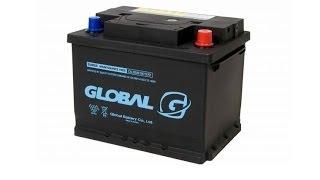 Обслуживание аккумулятора автомобиля. The service vehicle battery.