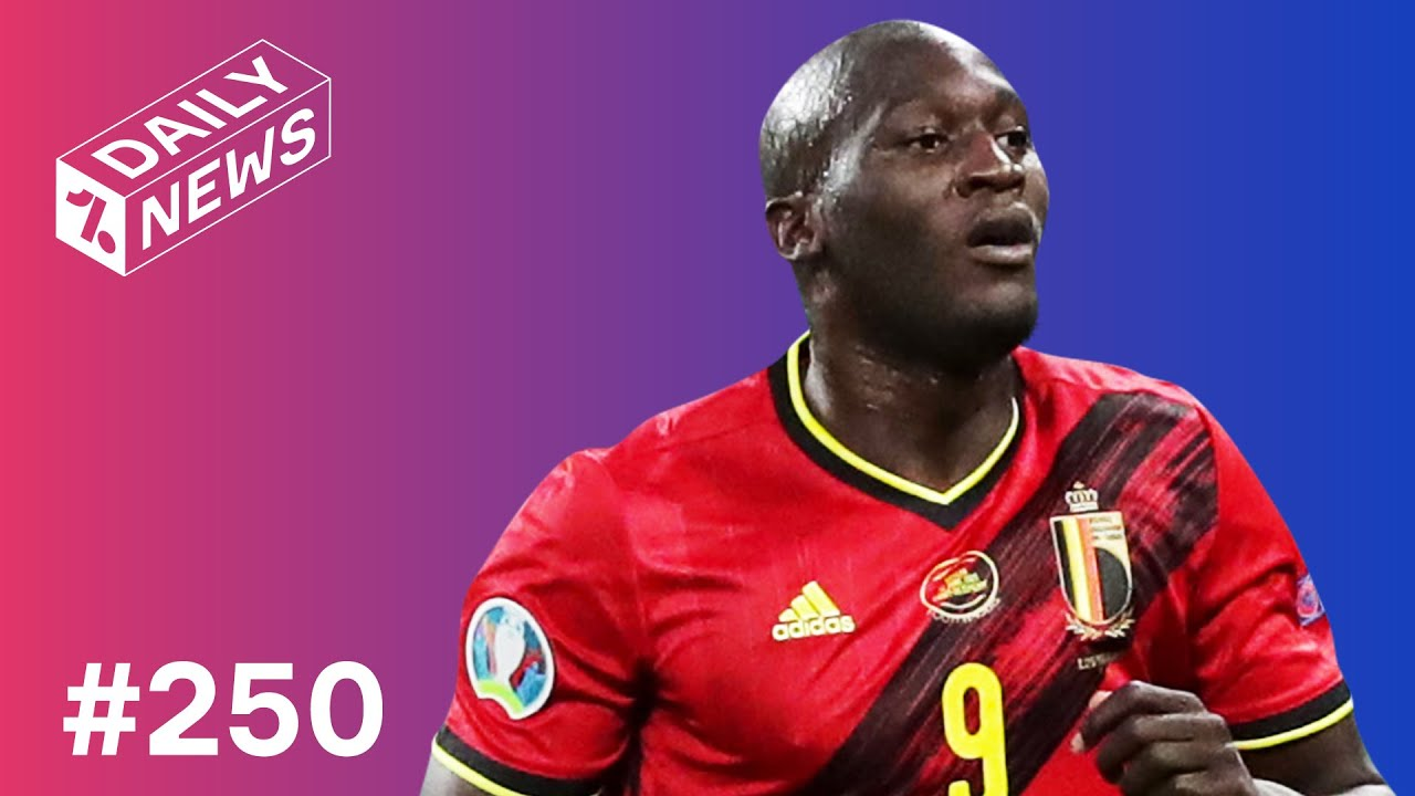 Lukaku's PERFECT start to Euro 2020! + new contract for WHICH Barça star?!