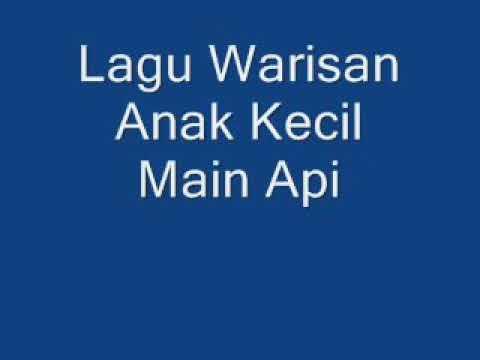 Lagu anak warisan (Sabah)