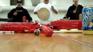 Late brandons song (my indian little LAdy)-Piapot roud dance dec. 2008