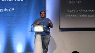 Davey Shafik - Writing Faster PHP with HHVM & Hack