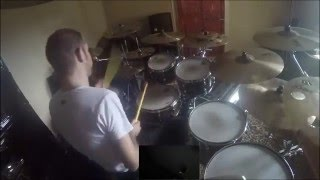 Rodney Holmes cowbell groove practice by Micu Sebastian Victor