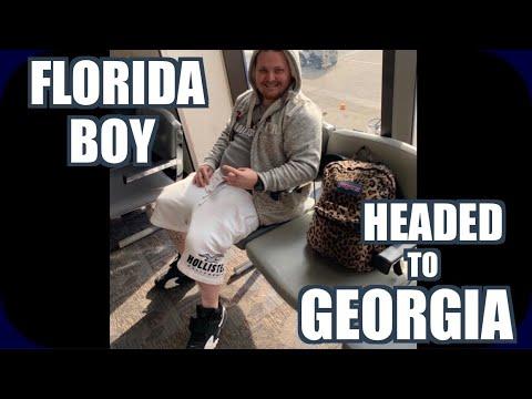 FLORIDA TO GEORGIA !
