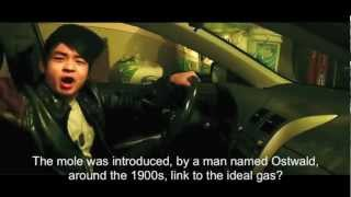 Mole Day 2012 SONG (OFFICIAL MUSIC VIDEO) - Asianbiz1