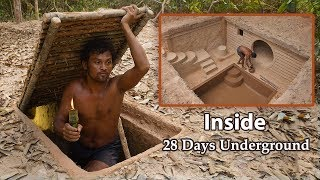 Download Building Underground House With Underground Swimming Pool - 2 Mp3 and Videos