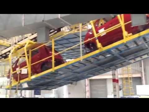 #GenxNano #TheChosenOnes at Tata Motors, Sanand,Gujarat