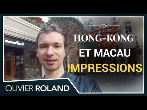 Impressions sur Hong-Kong et Macau : faut-il y aller ? (226/365)