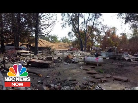 How Climate Change Makes Wildfire Season A Constant Reality In California | NBC News Now