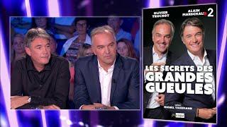 Olivier Truchot et Alain Marshall - On n'est pas couché 22 septembre 2018 #ONPC