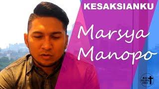 #Kesaksianku - Marsya Manopo