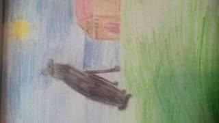 Урок 1: мои рисунки и советы для начинающих художников 😘
