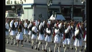 Sfilata Euzoni in Syntagma / Evzones parade in Syntagma