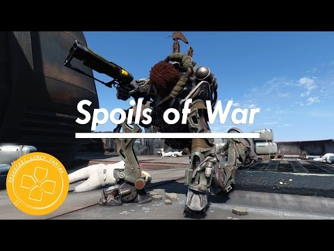 Fallout 4: Spoils of War | Guide | Playthrough