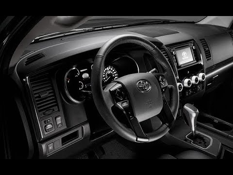 2019 Toyota Sequoia Trd Sport Edition Youtube