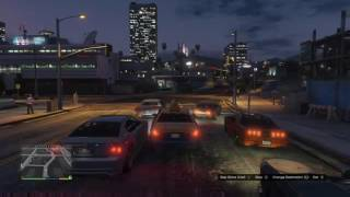 Grand Theft Auto V - Part 11 | 4 Missions Passed, 4 Deaths