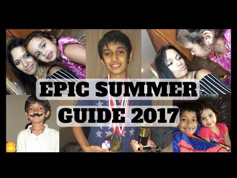 Summer Fun Guide   Homeschooling   Activities   Snacks   Life Skills