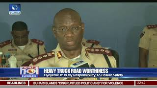 Trucks Road Worthiness: FRSC To Impound Trucks Over 30 Years