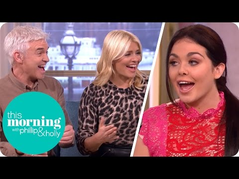 Scarlett Moffatt Talks Weight Loss and Signs Off the Show | This Morning