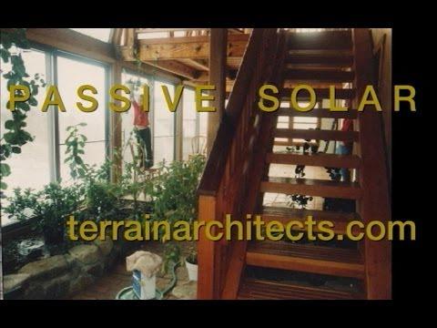 Terrain Architects: Passive Solar Architecture