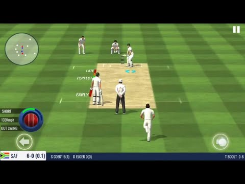 How to Play Test Cricket in Epic Cricket Game  How to play Epic Cricket Game.