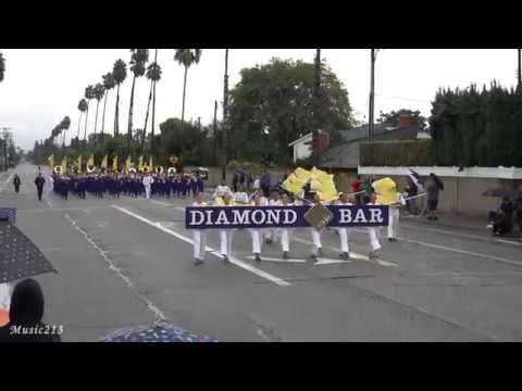 Diamond Bar HS - The Loyal Legion - 2018 Placentia Band Review