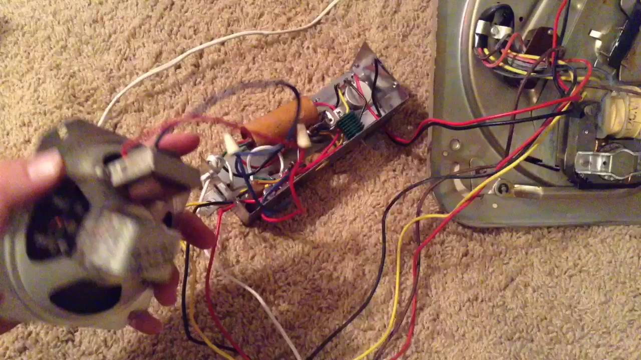 hight resolution of tube record player restoration part 1 diagnosing the problems and making a schematic