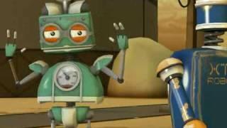 Robot Speed Dating
