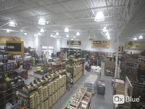 NTE - Little Rock Interior Time Lapse Video Image