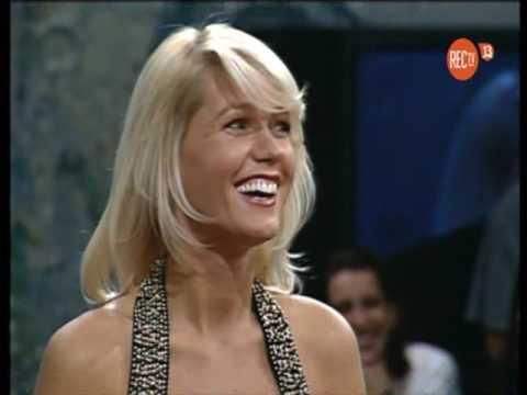 Xuxa en Viva el lunes, UCTV 1996 (1a visita). - YouTube