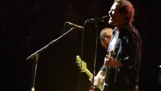 Pearl Jam - Love Boat Captain - Tampa (April 11, 2016)