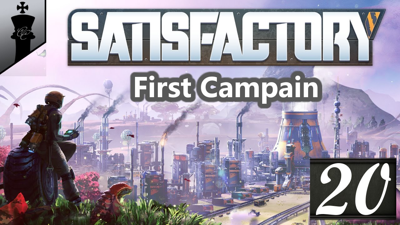 Satisfactory Multiplayer - Factorio with another D - Part 20