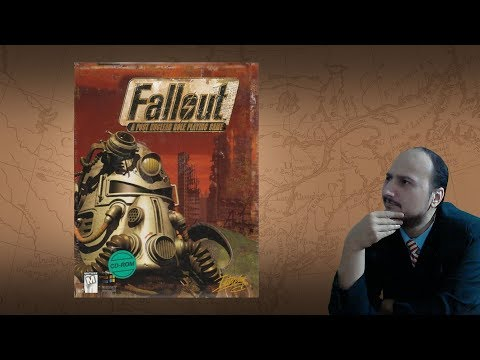 """Gaming History: Fallout 1 """"20 Years of Post-Nuclear Greatness"""""""