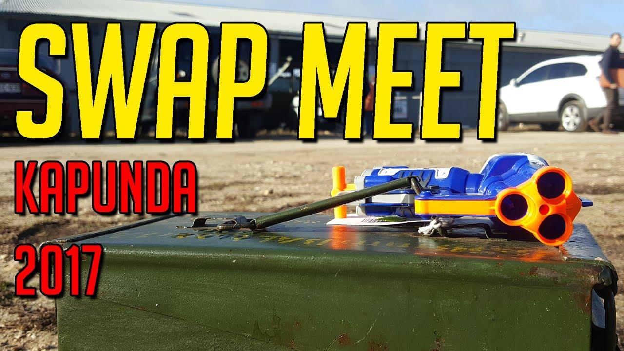 Download Nerf Thrifting with Tiger Foam at Kapunda Swap Meet