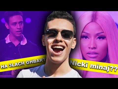 ?? Nicki Minaj احسن 20 يوم في حياتي  : علاش بارطاجاتني