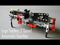 Lego Technic 2 Speed Automatic Gearbox