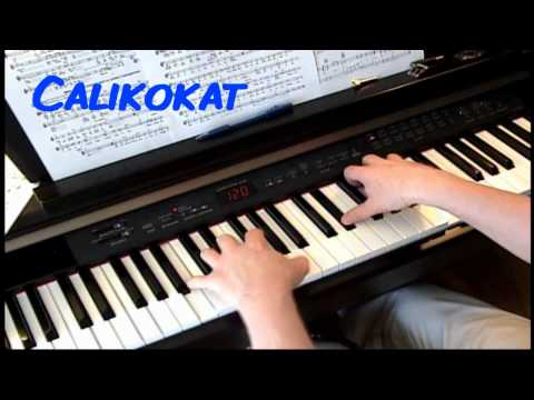 My Favourite Things - Sound of Music - Piano