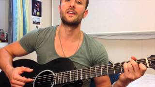 GUITAR CHORDS - Sorry Seems To Be The Hardest Word pt.1 - no capo