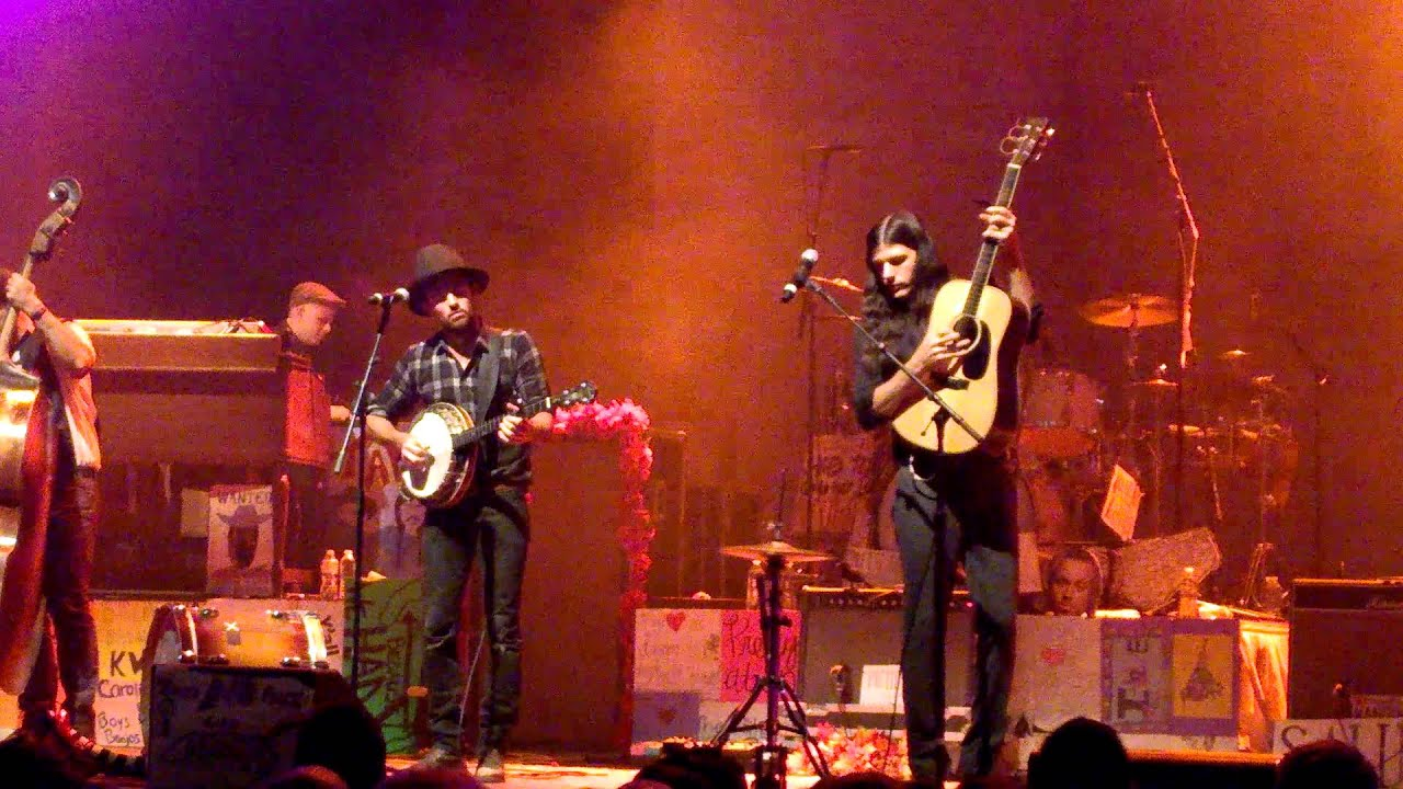 The Avett Brothers Laundry Room Live In Asheville Youtube