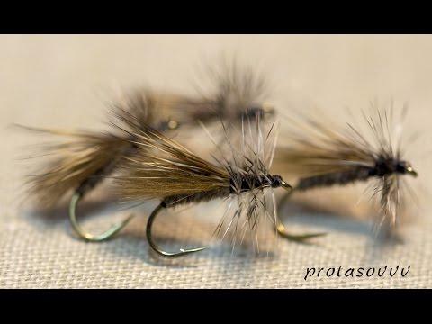 Fly Tying - Chuck's Caddis Variant
