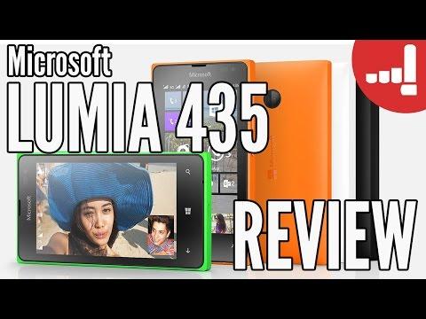 Microsoft Lumia 435 Windows Phone In Depth Review