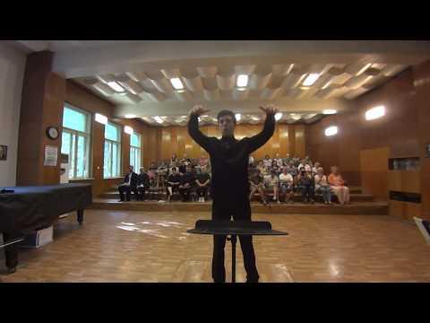 Tchaikovsky: 6th Symphony - II mov. ∙ Varna State Opera Orchestra ∙ Miguel L. Márquez