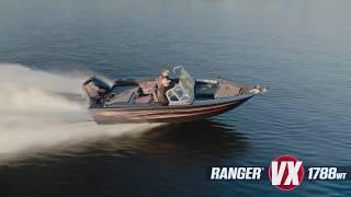 Ranger VX1788WT Aluminum Deep V On-Water Footage