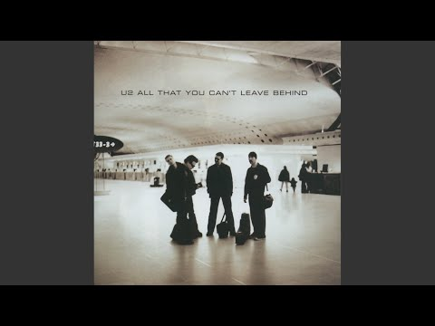 U2 - Stuck In A Moment You Can't Get Out Of
