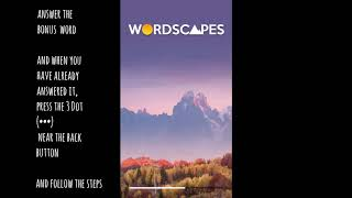 How To Get Unlimited Coins On Wordscapes! Free!