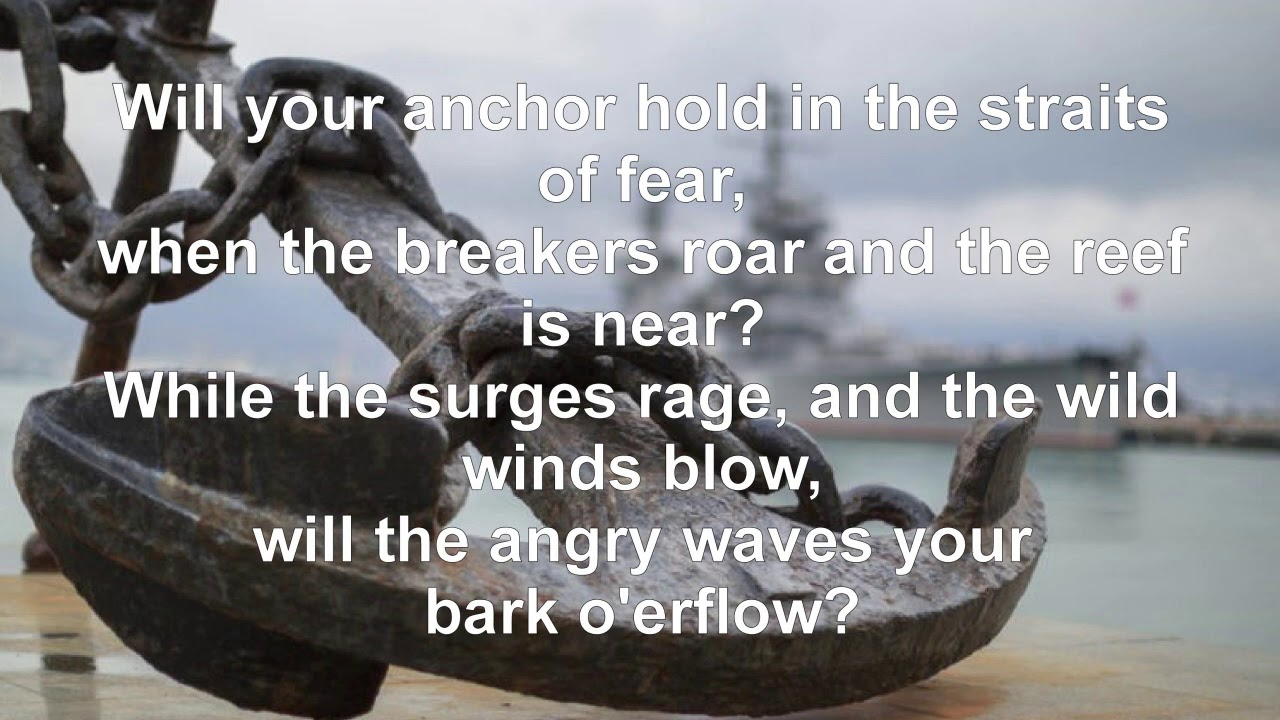 Download Will Your Anchor Hold