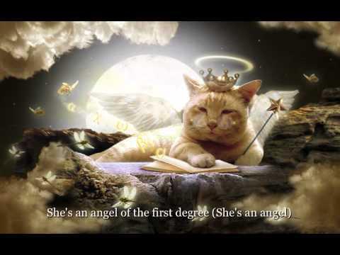 "Van Morrison - ""Tupelo Honey"" - lyrics on screen"